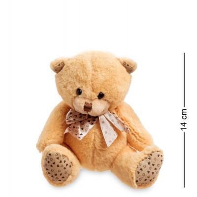 Мягкая игрушка Медвежонок., 14 см., PT-55-B