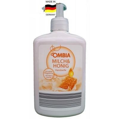 Жидкое крем-мыло Ombia Milch & Honig, 500 мл