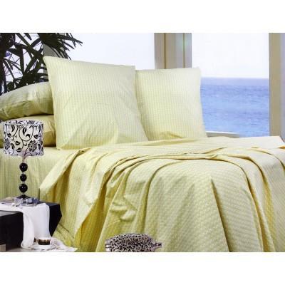 Комплект постельного белья Евро, Ранфорс (ЕР0068)